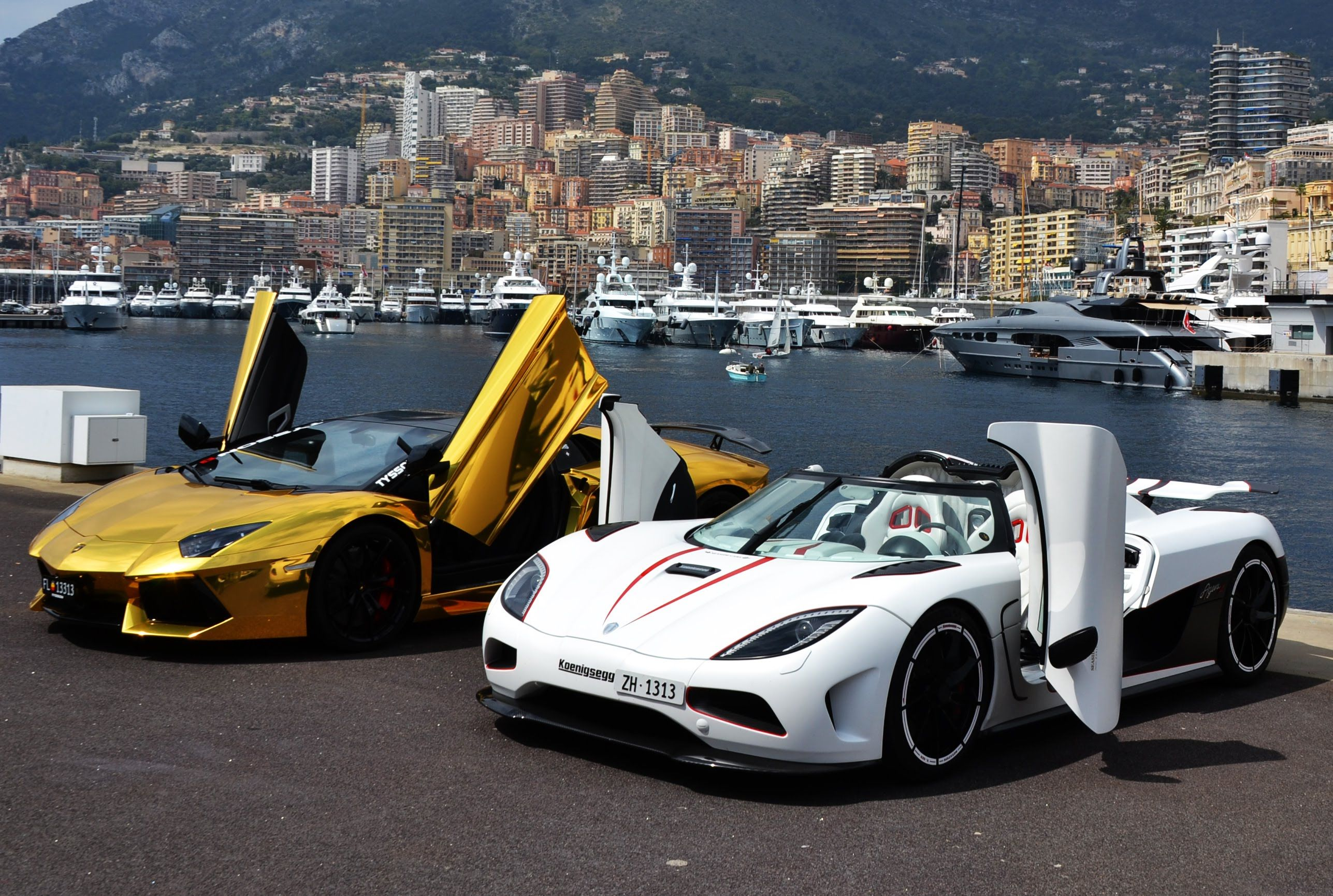 Hello Some Hours Ago I Came Back From My Trip To Top Marques Monaco 2015 !