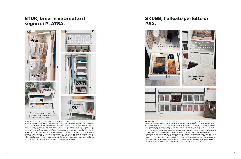 Catalogo Armadi Ikea 2019 Ante Scorrevoli.Catalogo Online E Brochure Brochure Ikea E Ispirazione