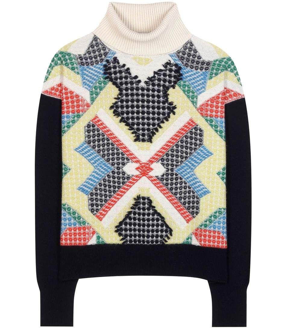 mytheresa.com - Cashmere turtleneck sweater - Luxury Fashion for Women / Designer clothing, shoes, bags