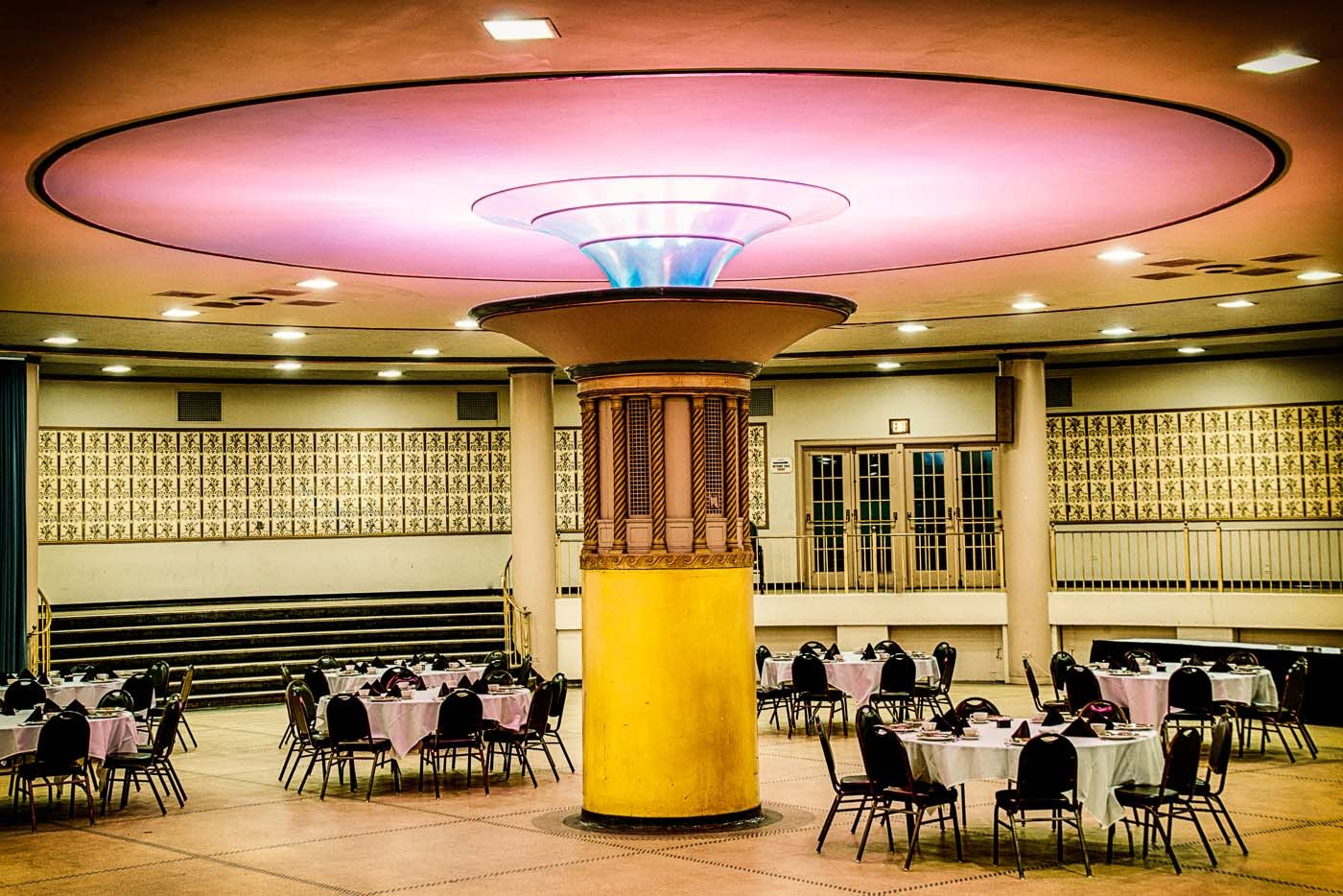 Fountain Ballroom: The Detroit Masonic Temple | Weddings