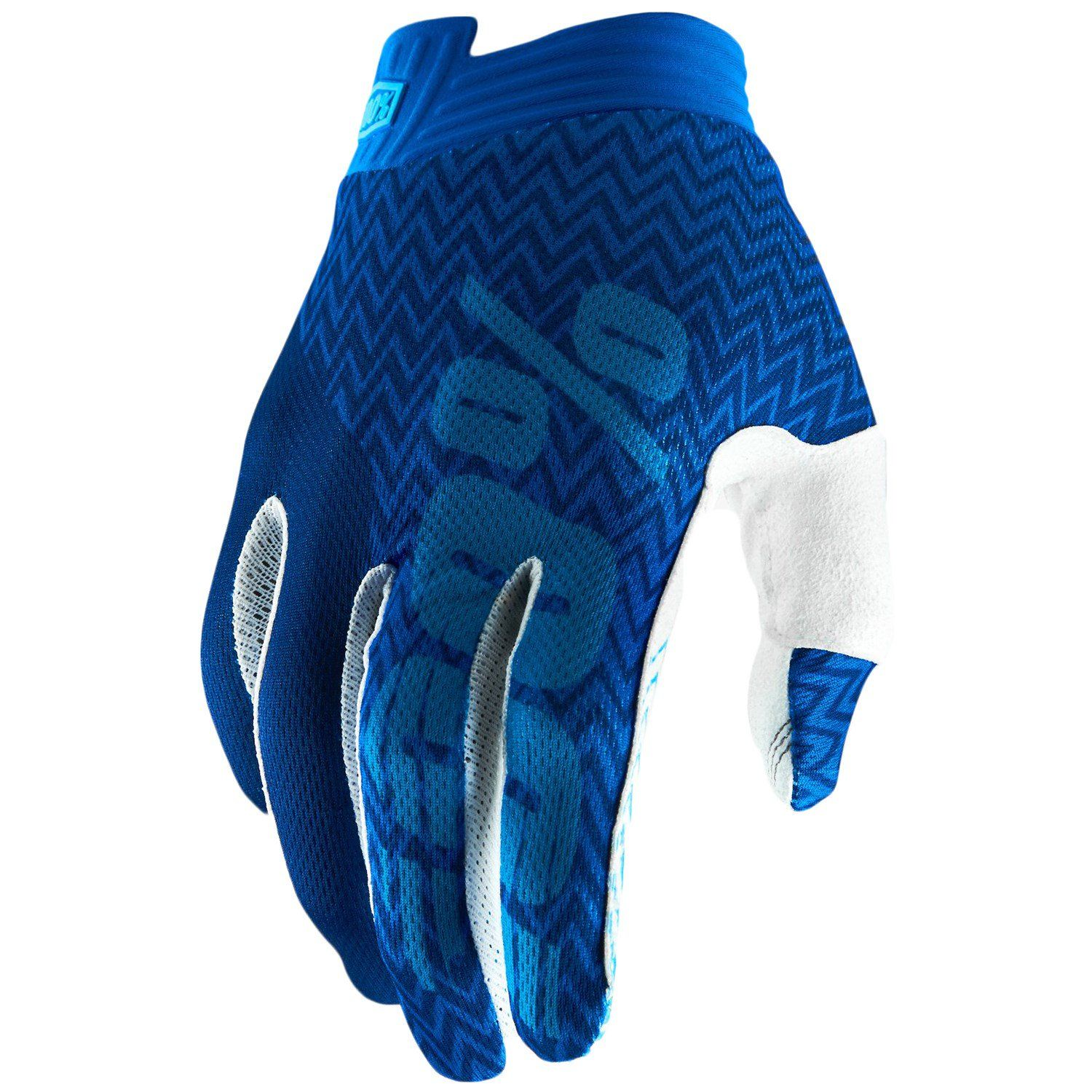 100 Itrack Bike Gloves 2019 2x Large In Blue Leather Polyster In 2020 Gloves Bike Gloves Cycling Outfit