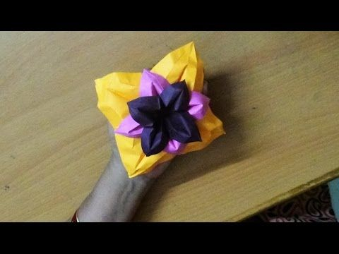 Crafts kids easy crafts how to make origami flower origami crafts kids easy crafts how to make origami flower mightylinksfo