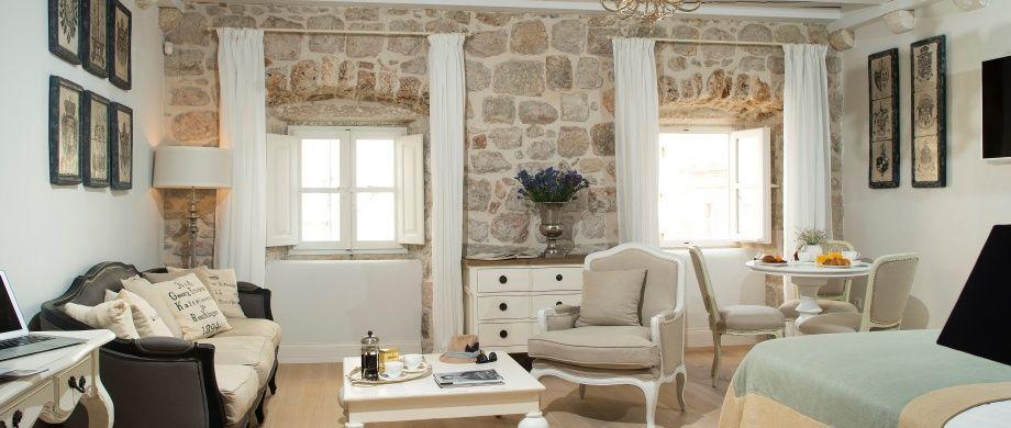 Deluxe King Suite - St. Joseph's Boutique Hotel Dubrovnik