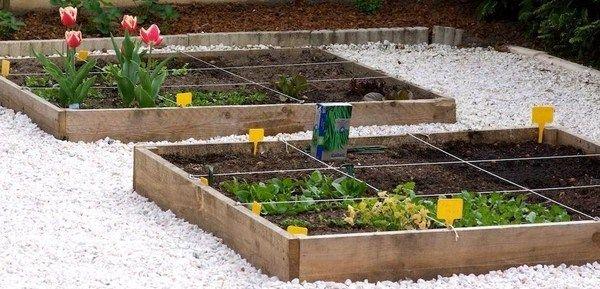 faire son jardin ou son potager en carr s les tutos trucs garden amazing gardens et. Black Bedroom Furniture Sets. Home Design Ideas