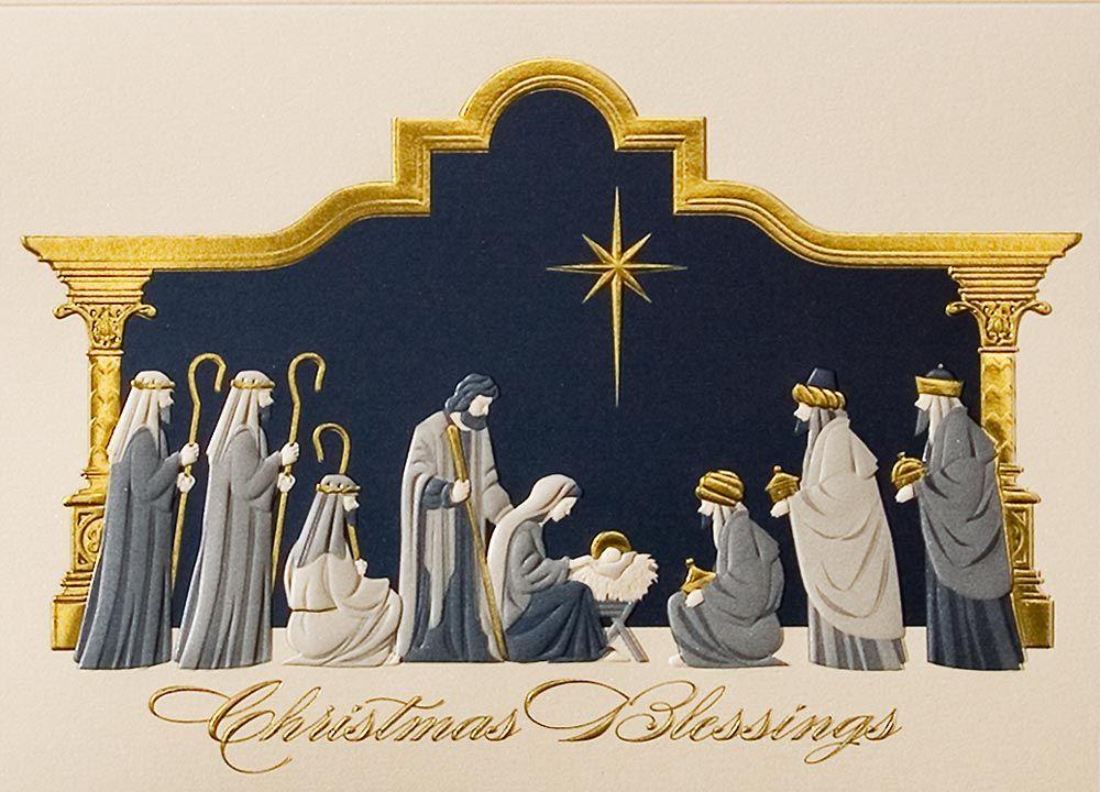 religious christmas card - Google Search | Chrimbo Prints ...