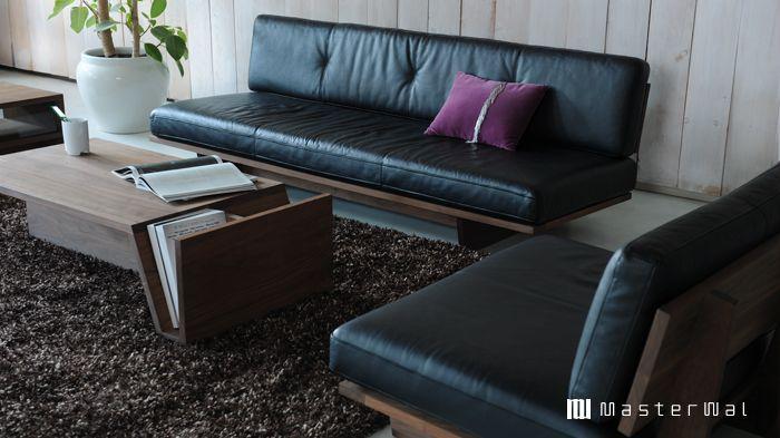 Masterwal Collection Moreless Sofa インテリア 家具 インテリア ソファ