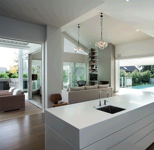 Modernized Bungalow Kitchen Renovation: Federation Style Home's Modern