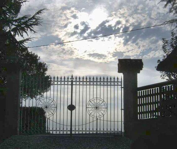 Cancello tempio monastero fudenji