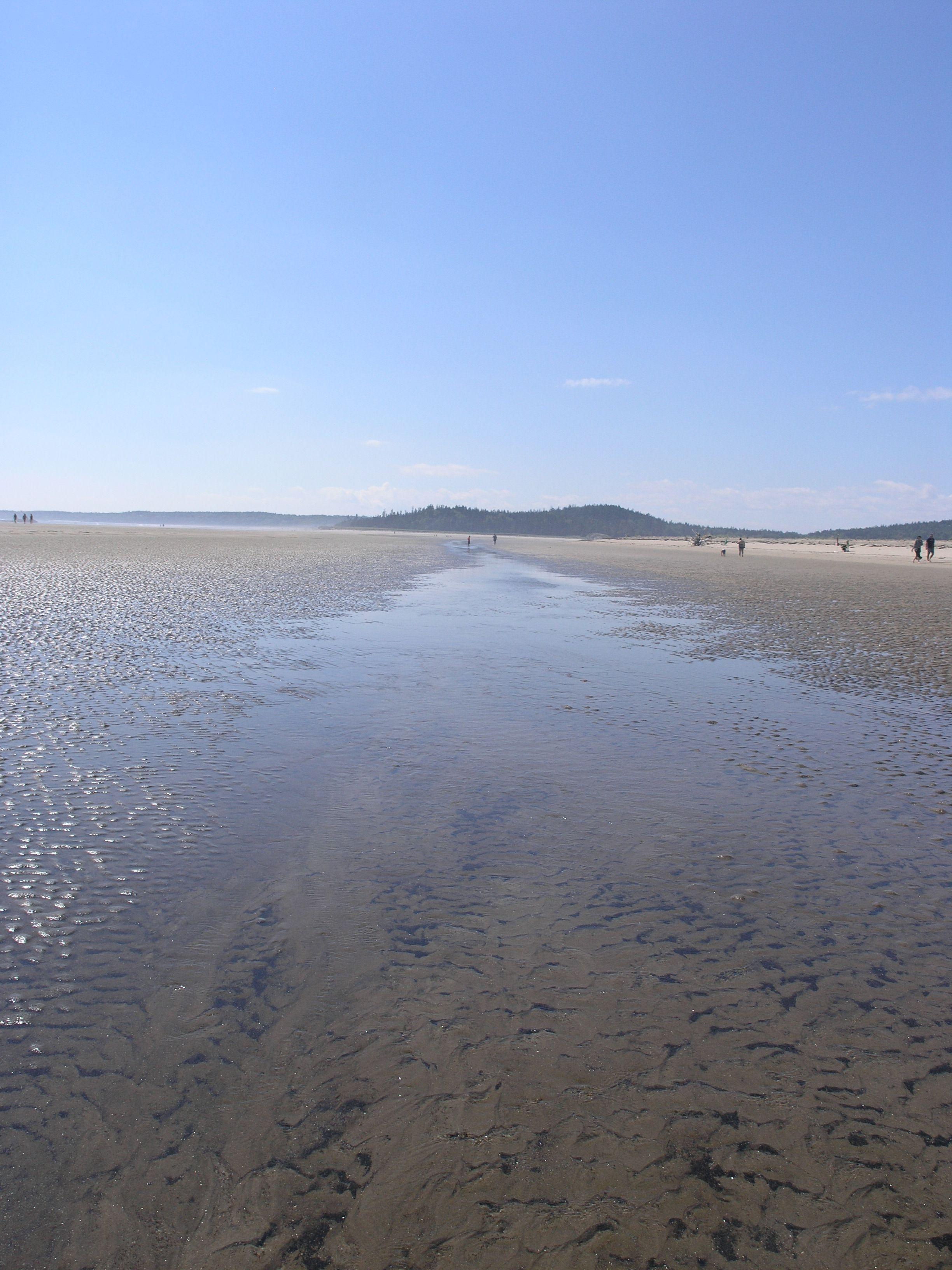 Popham Beach in Maine 2011
