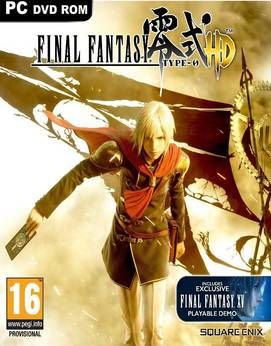 FINAL FANTASY TYPE 0 HD PC FULL GAME ISO DOWNLOAD & CRACK