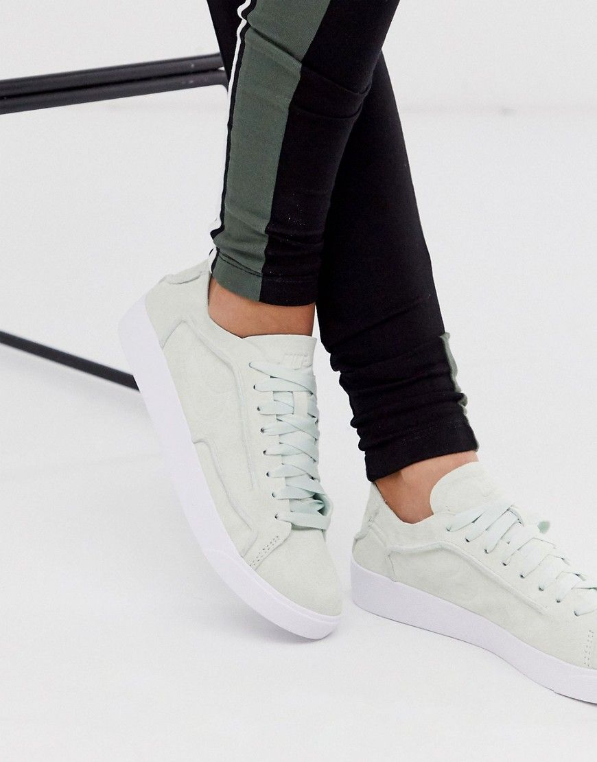 mayoria Competencia por qué  NIKE NIKE BLAZER LOW DECONSTRUCT MINT GREEN SNEAKERS. #nike #shoes | Green  sneakers, Nike blazer, Sneakers
