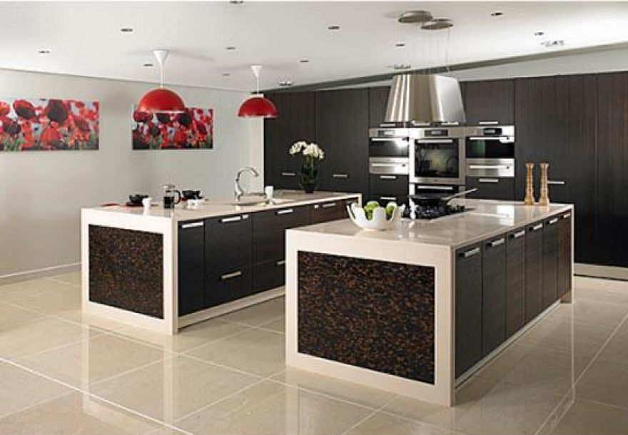 Awesome kitchen designs by warendorf awesome kitchen for Cool kitchen designs