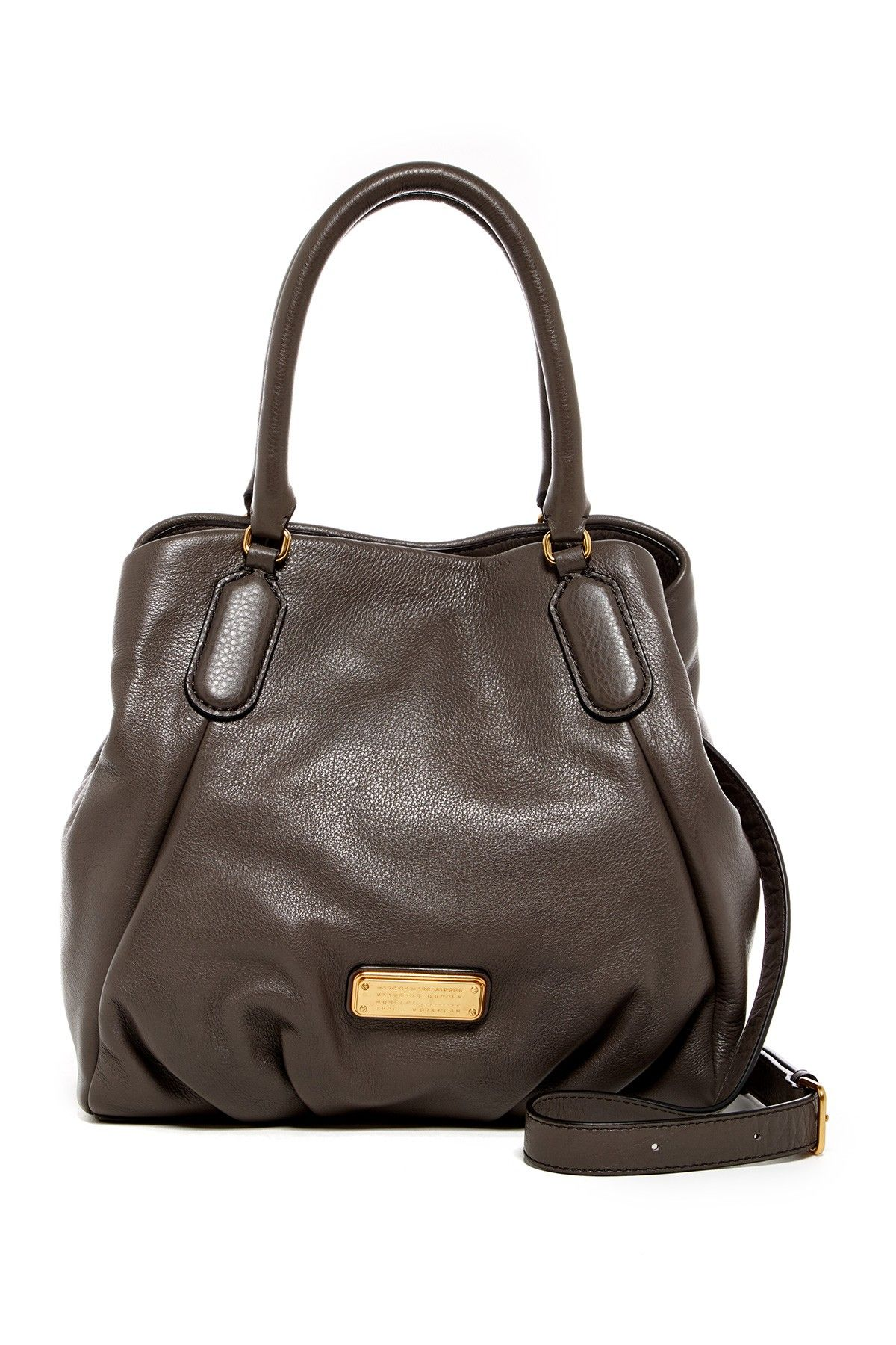 New Q Fran Leather Satchel by Marc by Marc Jacobs on @nordstrom_rack