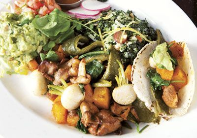 Phoenix Magazine Photo by Jamie Peachey #chelseaskitchen Vegetarian ...