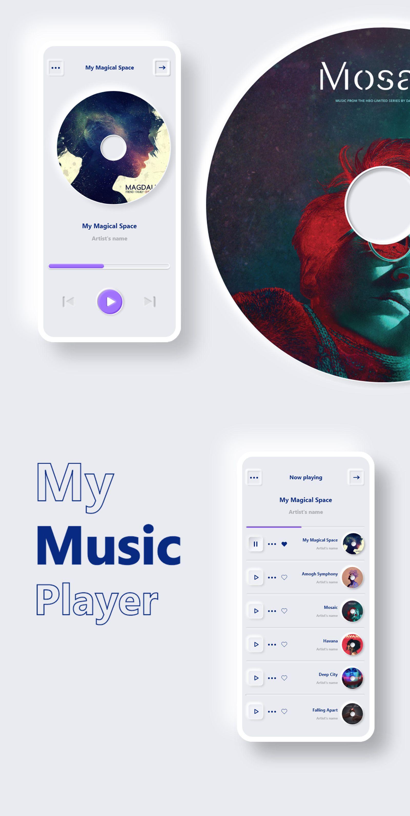 Music Player Music Players Music Players