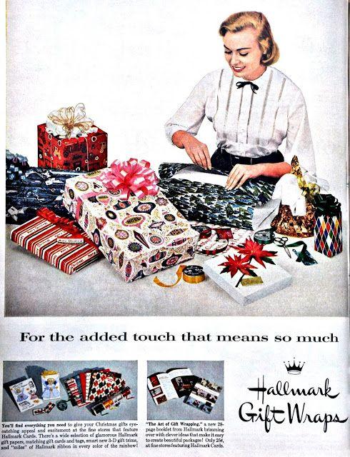 1940s christmas gifts