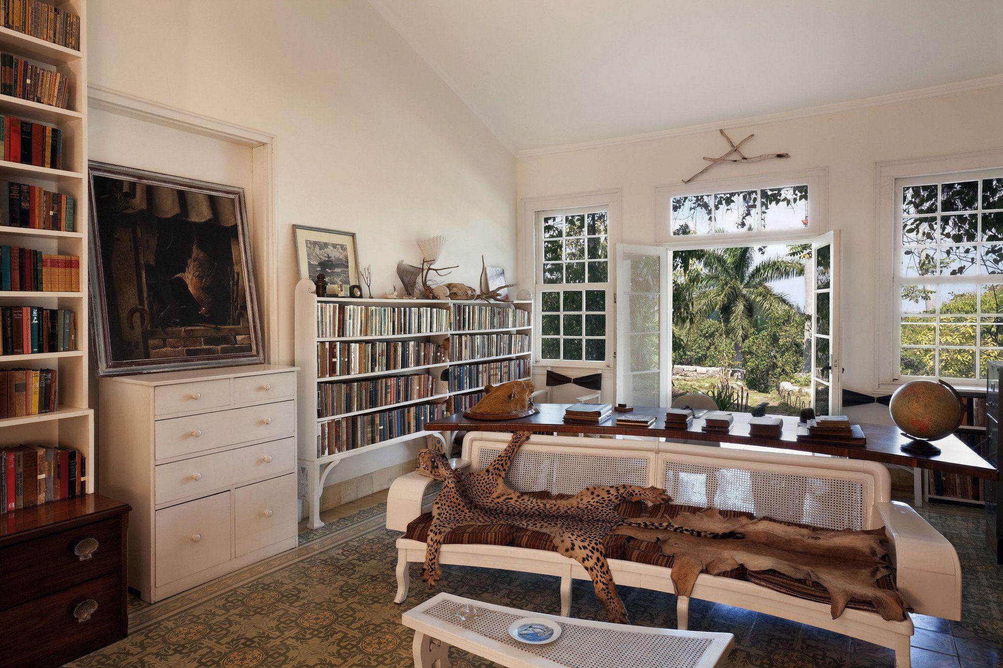 Finca Vigia Ernest Hemingway S House In Cuba