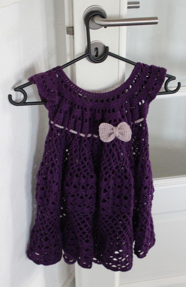 Crochet dress, Hæklet kjole