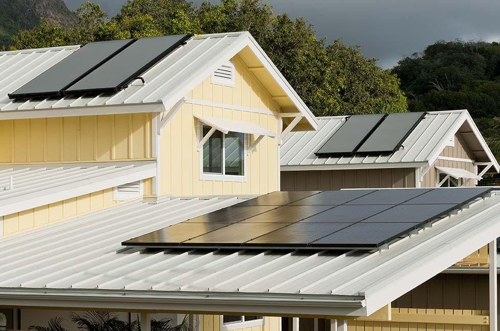Hawaii Residential construction, Solar, Residential