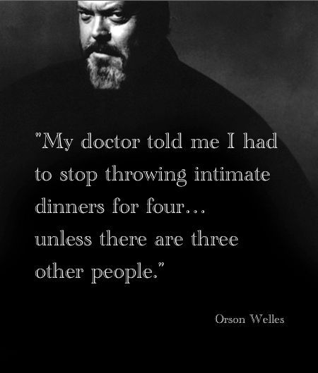 Orson Welles Quotes Orsen Wells quotes | Orson Welles #quotes | Me | Pinterest  Orson Welles Quotes