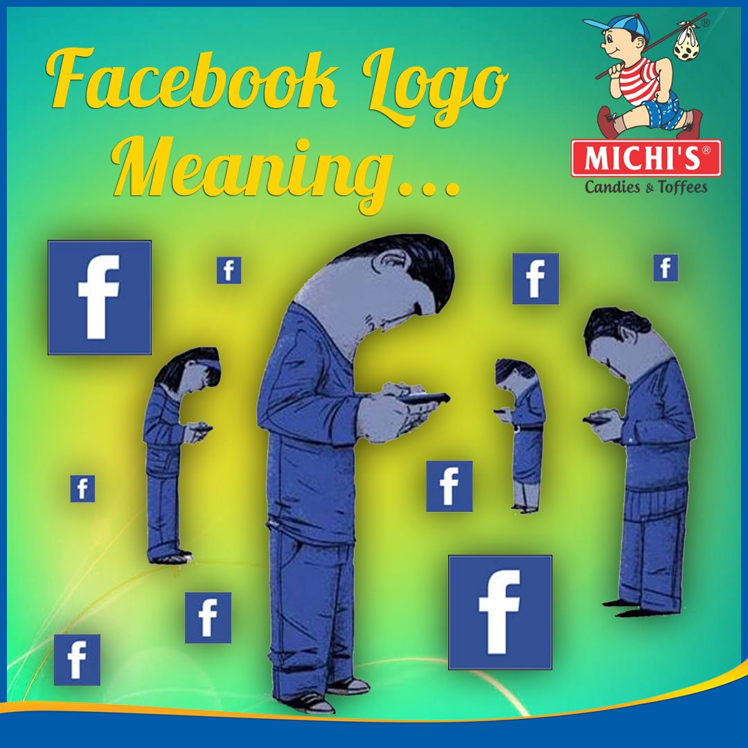 Do You Know Facebook Logo S True Meaning Will Freak You Out The Hidden Meaning Of Popular Brands Always Generates H Facebook Logo Fun Facts Creative Director