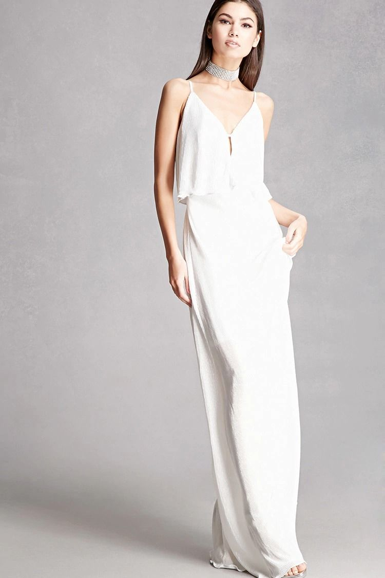 A Woven Maxi Dress By Soieblu Featuring An Allover