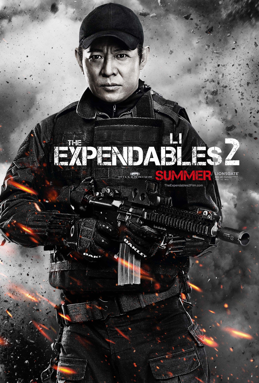 The Expendables 2 Mercenarios 2 Posteres De Filmes Jason Statham