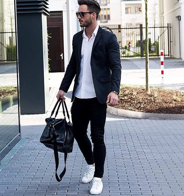 Image result for photos of trend dresses with sports shoes