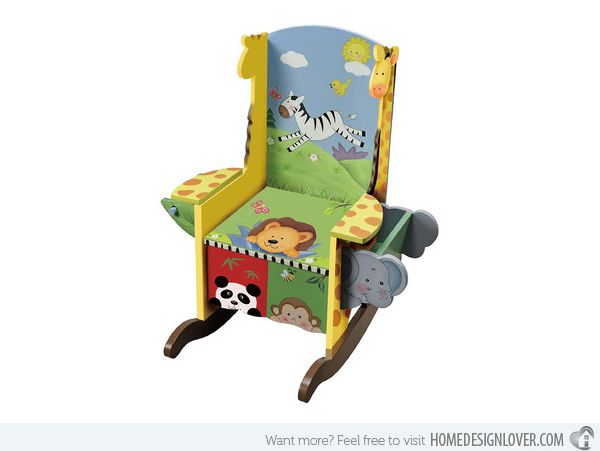 Rocking Chairs For Little Boys