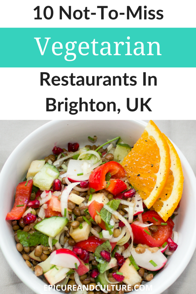 Vegetarian Restaurant In Brighton 10 Eateries Serving Plant Based Menus Vegan Recipes Healthy Culinary Travel Food Guide