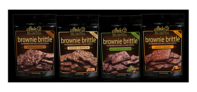 Looking for a snack that satisfies without the guilt, #Brownie Brittle is the one