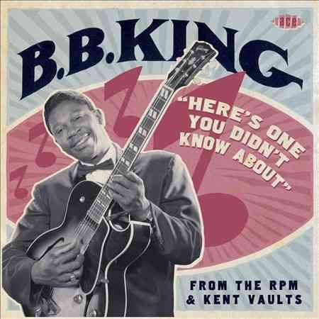 B.B. King - Here's One You Didn't Know About