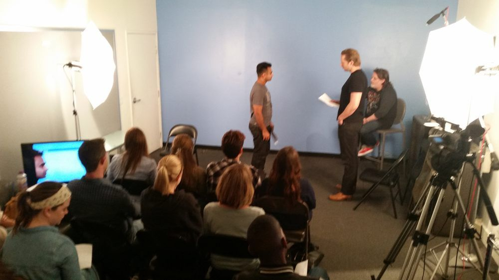 Acting Classes for Teens & Audition Technique in Los