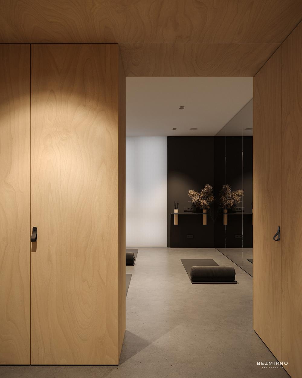Autodesk Room Design: Little Yoga On Behance In 2020