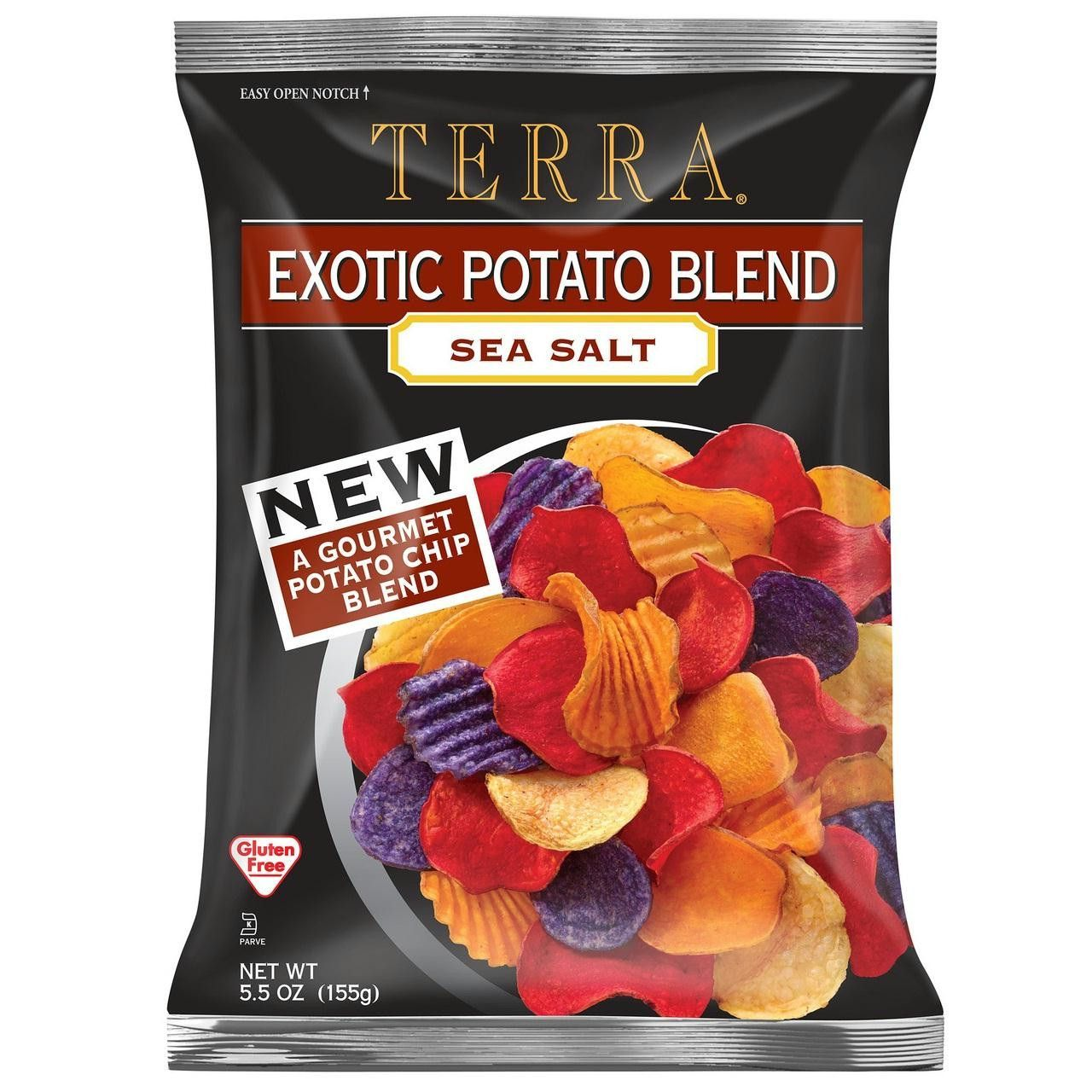 Terra Chips Potato Blend 12x5 5 Oz