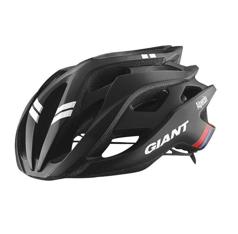 Giant Alpecin Team Unisex Capacete De Ciclismo Cycling Helmet Road L Size Black Red Bike Helmet Bicicleta Giant Bicycle Helmet