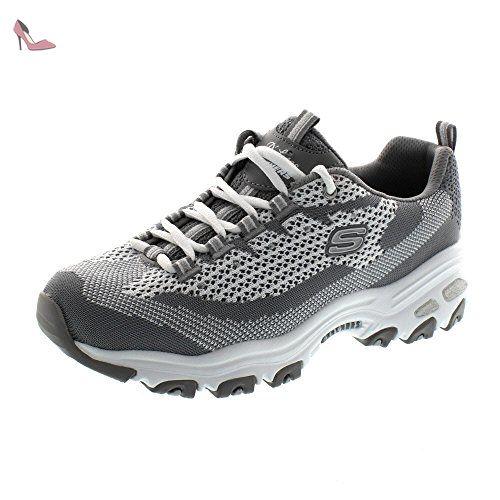 Skechers Sneakers Femme Gray, 41