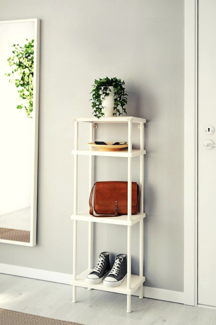 Simplest Bathroom Storage Ideas