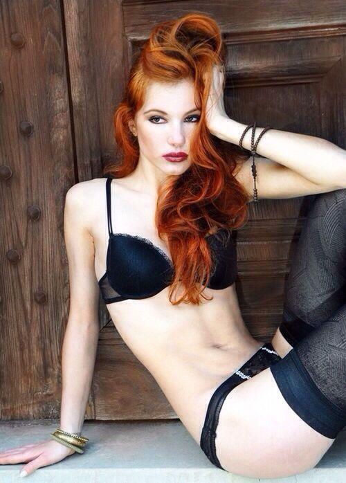 Hair redhead sexy