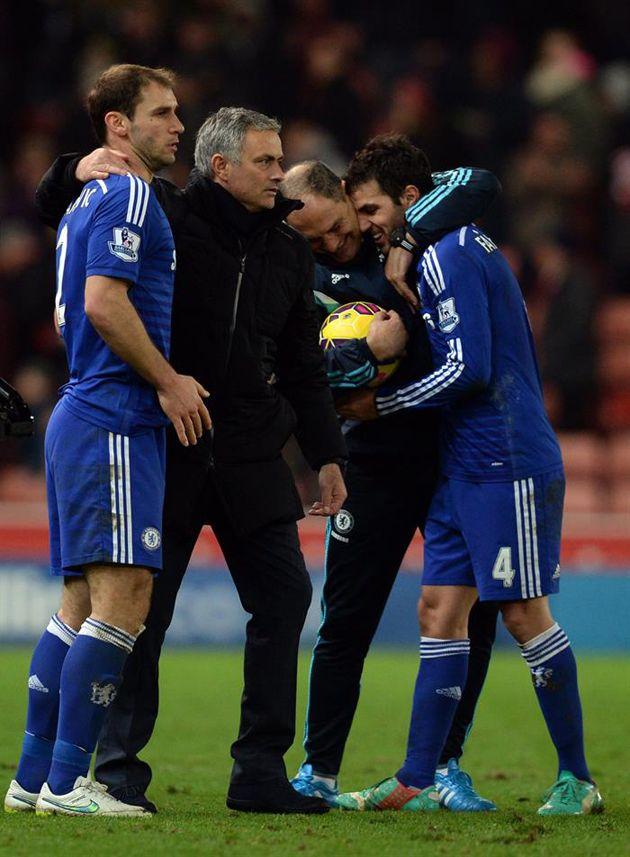 """Mourinho: """"Estoy feliz con mis jugadores, algo que echaba de menos"""""""