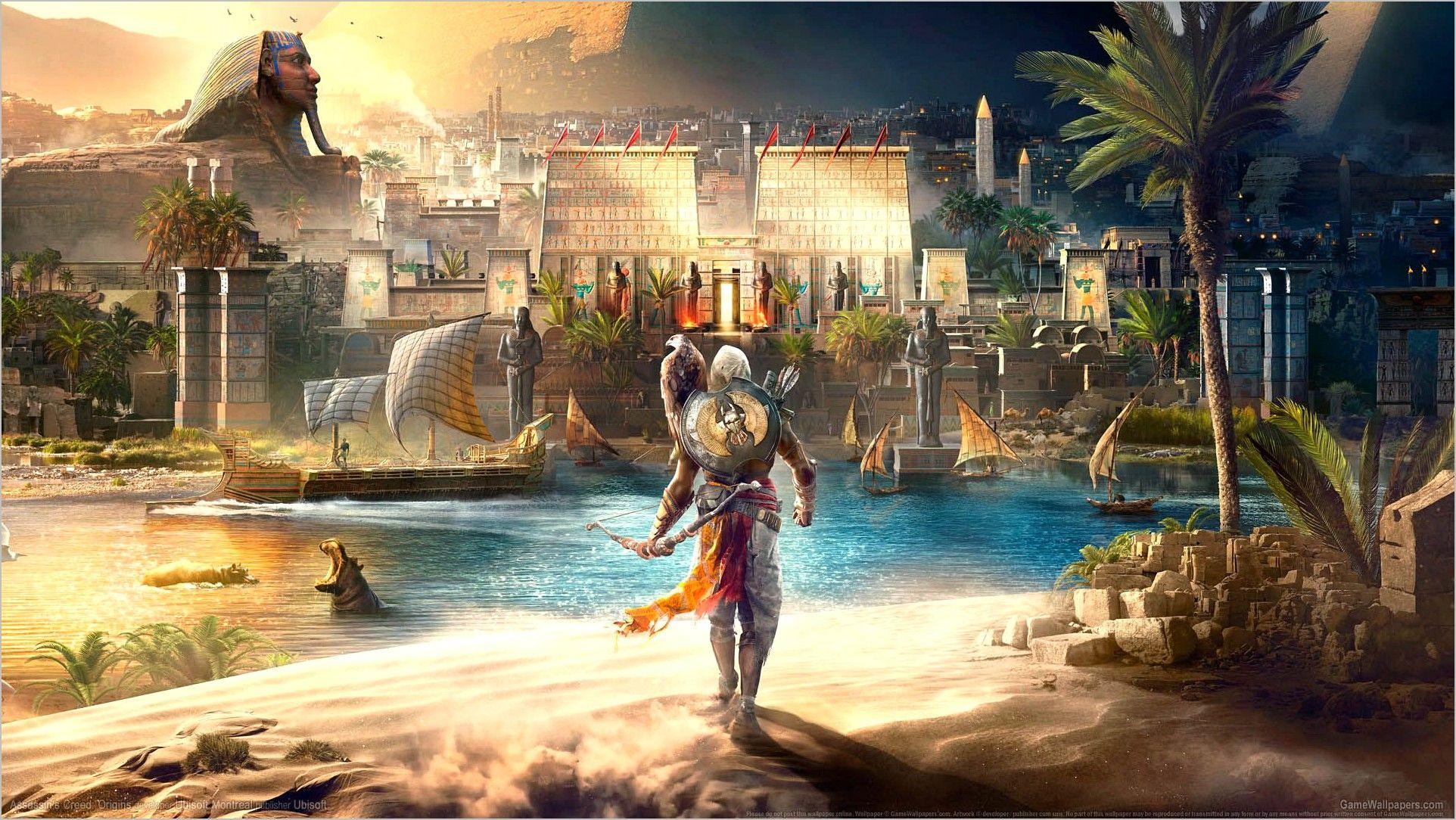 Assassin Creed Origin Wallpaper 4k In 2020 Assassins Creed Origins Assassins Creed Assassin S Creed