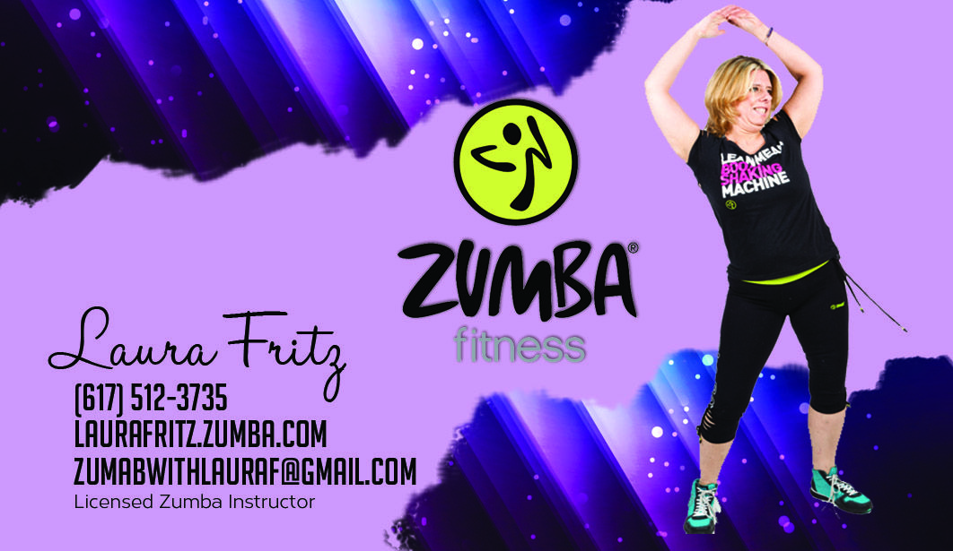 My HO approved business card | zumba | Pinterest