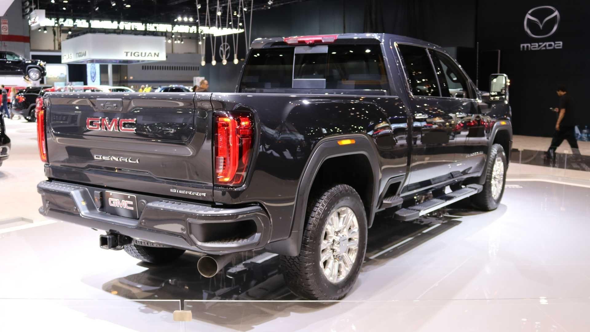 2020 Gmc Sierra 1500 Diesel Performance And New Engine In 2020