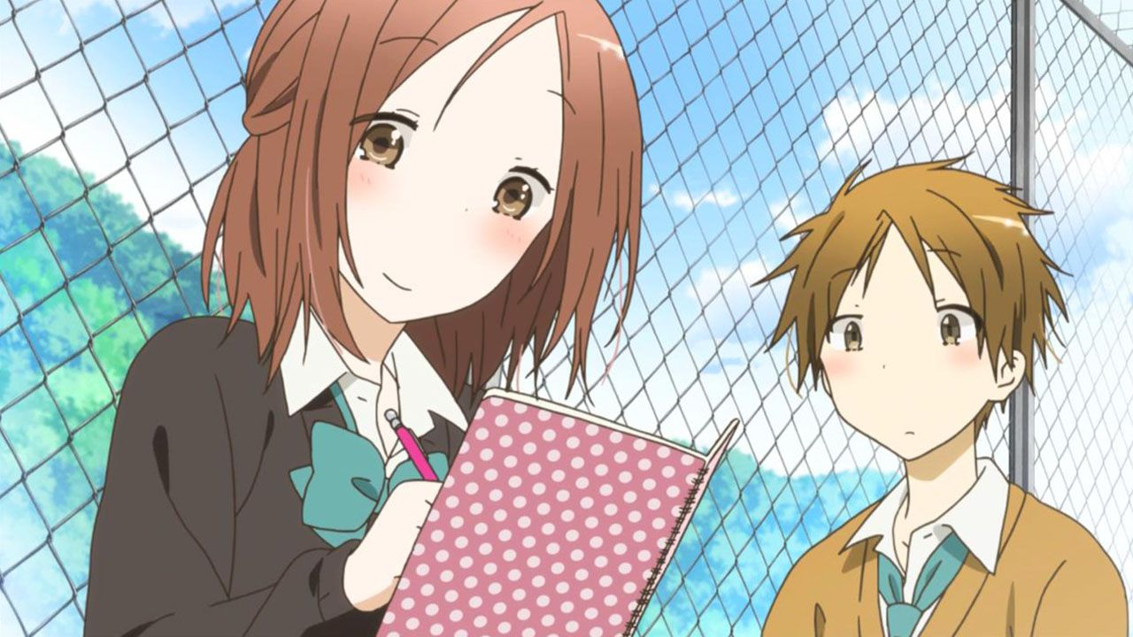 Kết quả hình ảnh cho Isshuukan Friends. (One Week Friends) anime