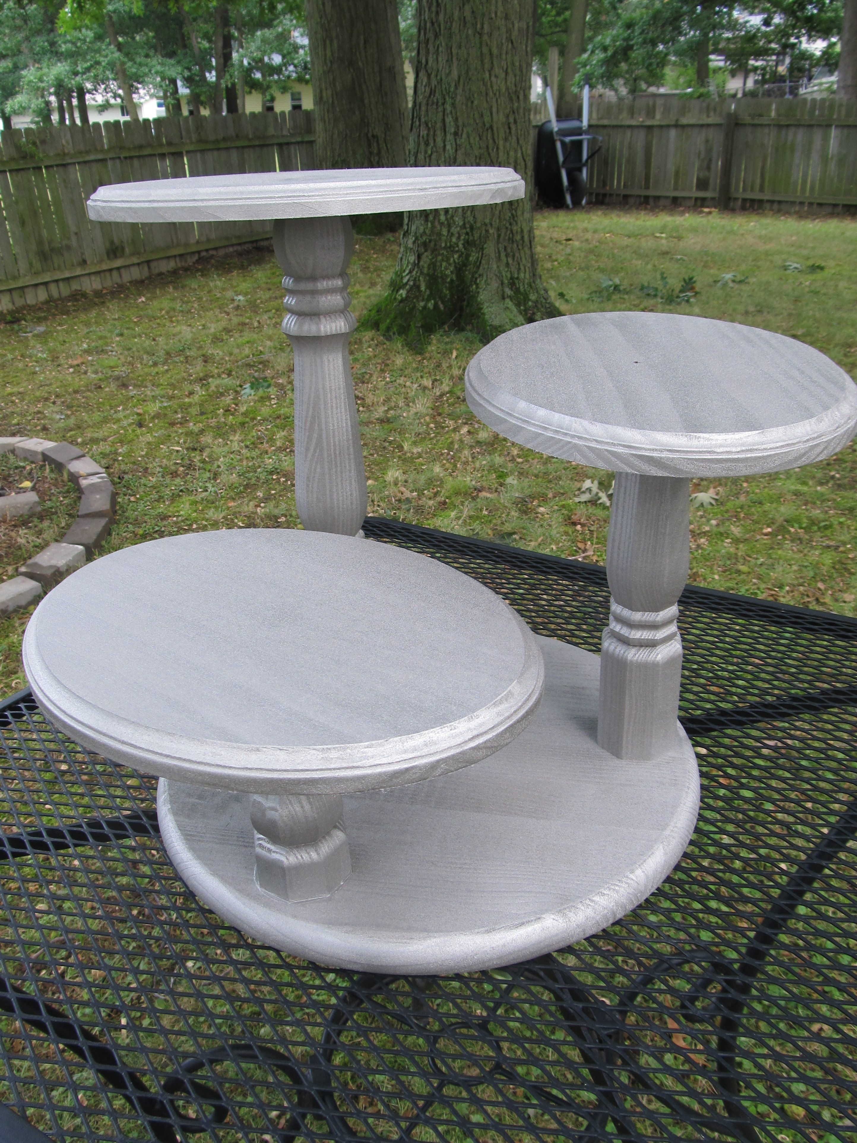 DIY Cake Stands - Uncommon Designs... | Diy cupcake stand ...