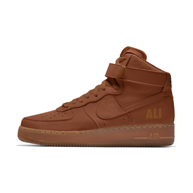 acheter populaire e819b 0c9b2 Chaussure Nike Air Force 1 High iD pour Homme | fashion in ...