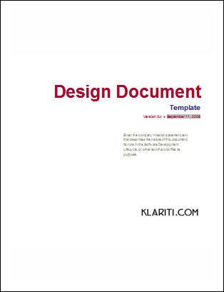 Design Document Templates Ms Word Excel Data Dictionary Templates Forms Checklists For Ms Office And Apple Iwork Software Requirements Specification Word Template Templates