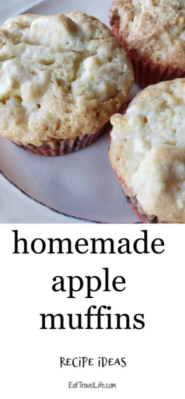 Perfect Breakfast Recipe For Apple Muffins Eat Travel Life In 2020 Yummy Food Dessert Apple Recipes Perfect Breakfast Recipes