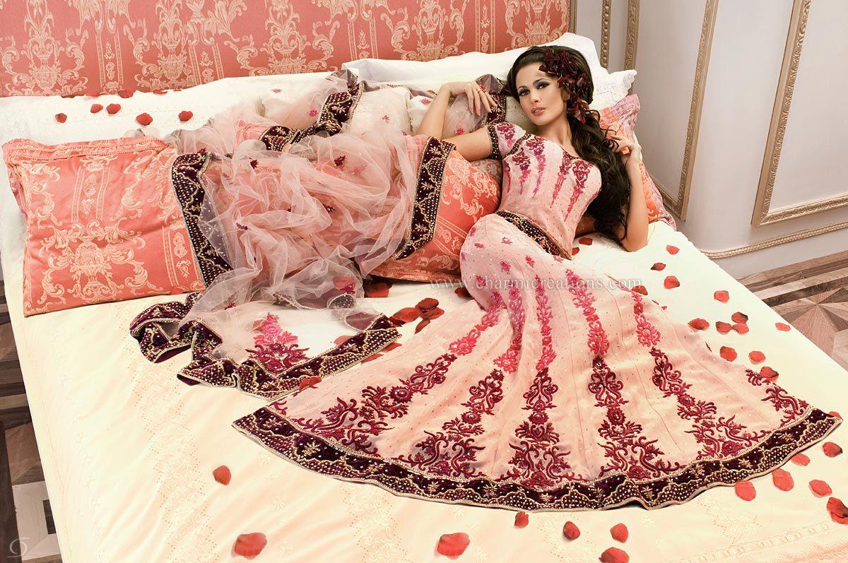 Vintage Wedding Dresses Indian Bridal Lenghas Lengha Choli