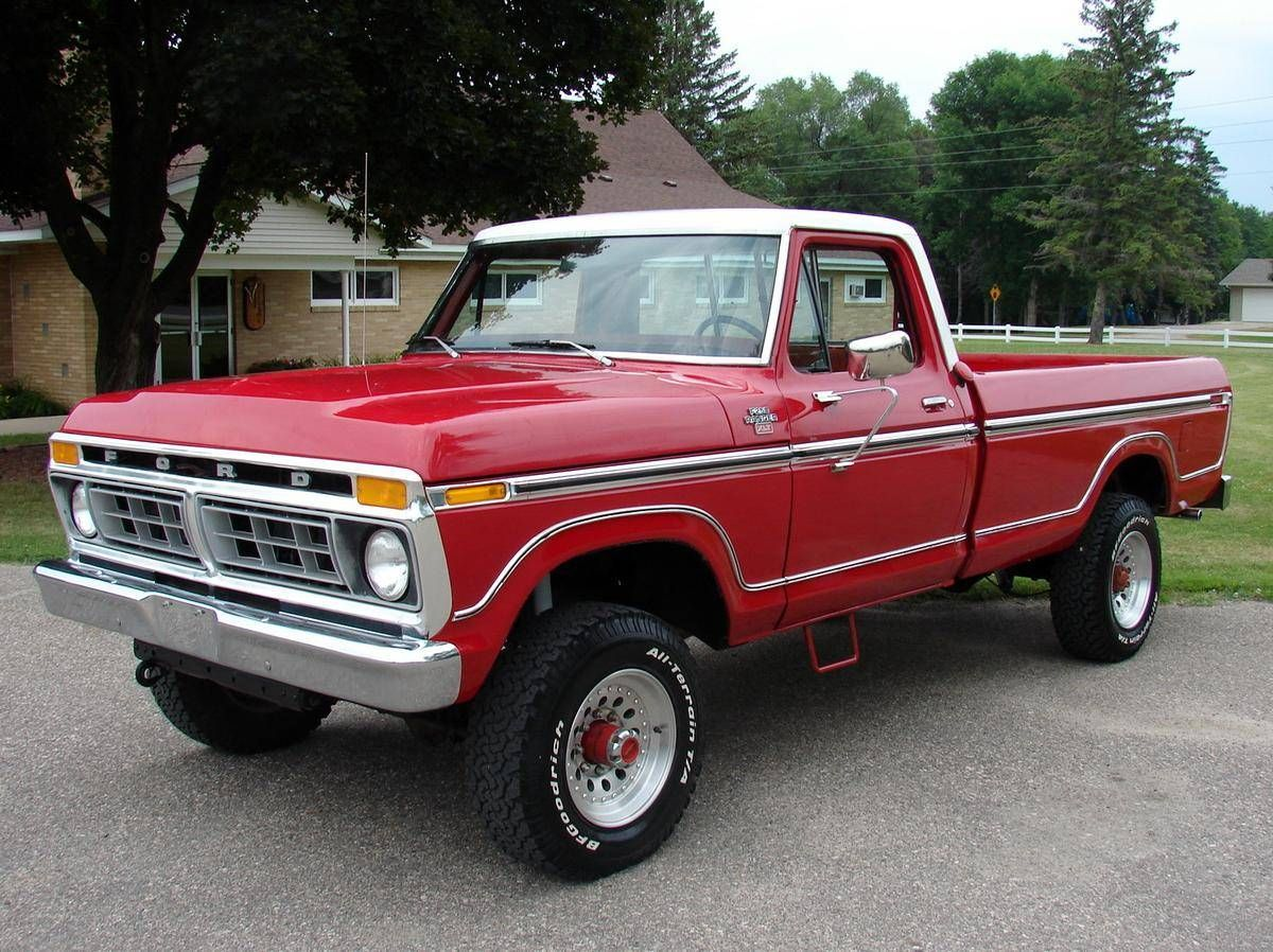 1977 Ford F250 For Sale Hemmings Motor News Ford Pickup Trucks Ford Trucks Classic Ford Trucks